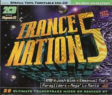 TRANCE NATION 5 = Wink/RMB/Ravelab/Tesox/Scooter/LSG...=3CD= HARD TRANCE TECHNO