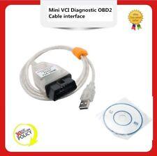Original Mini VCI Diagnostic OBD Cable for Toyota Lexus TIS Techstream V13.00.22