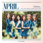 April - Eternity (4th Mini Album) Sealed New K-Pop CD+Booklet+Photocard