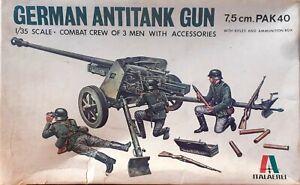 Italeri 300 - German Antitank gun - 1:35