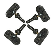 4PCS TPMS Tire Pressure Monitor Sensor For Ram 1500 3500 Jeep Dodge 2014-2017