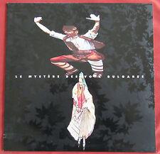 LE MYSTERE DES VOIX BULGARES LP ORIG FR