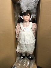 Wupper Kollektion Porzellan Puppe 75 cm. Mit Ovp & Zertifikat. Top Zustand