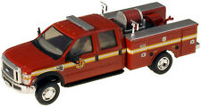 River Point Station HO 538540279 Ford F-550 XLT Crew Cab DRW Brush Fire Truck