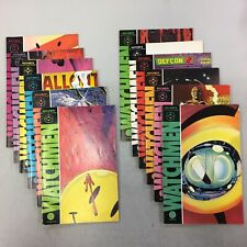 WATCHMEN DC Comic Lot 1-12 Alan Moore 1-Owner Comp Series High Grade 1st Prints+