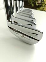 Nike Tiger Woods Limited Edition Collectors Golf Set 3-P Top! RH Irons!