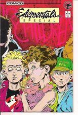 Elementals Special Edition #1 by Comico Comics
