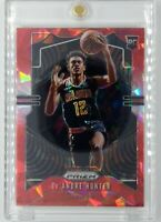 2019-20 Panini Prizm Red Ice De'Andre Hunter Rookie RC #251, Hawks, Parallel