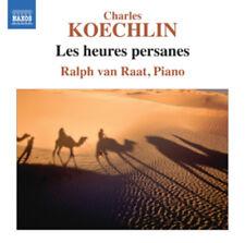 Charles Koechlin : Charles Koechlin: Les Heures Persanes CD (2012) ***NEW***