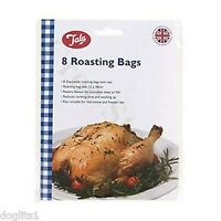 Big Large Jumbo Basting Joint Meat Joints Turkey Chicken Roasting Cooking Bags