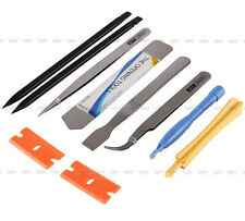10 in 1 Repair Opening Pry Tools Set Kit Spudger Tweezer For Mobile Phone iPhone
