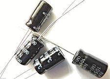 10uf  63v 105c Non polarised / Bipolar Capacitor  Size 6.3mmx11mm Pack of 4pcs