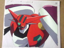 SHIN GETTER ROBO GO NAGAI ANIME PRODUCTION CEL