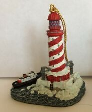 Harbour Lights Christmas Ornament 1998: White Shoal, Michigan Lighthouse. Box