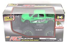 New Bright Full Function Radio Control Ram 1500 Truck Green