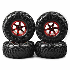 4Pcs Tires&Wheel 130mm For HPI HSP TRAXXAS Summit RC 1:10 Bigfoot Monster Truck