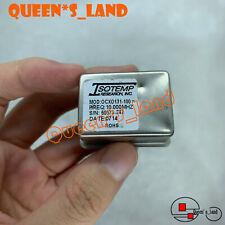 On Sale Isotemp 131 100 10mhz 5v Sc Cut Square Wave Ocxo Crystal Oscillator