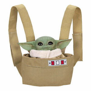 """Star Wars The Child Animatronic Edition """"AKA Baby Yoda"""" with 3-in-1 Carrier"""