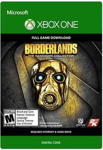 Borderlands: The Handsome Collection (Xbox One) - Digital Code