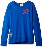 Touch by Alyssa Milano NBA Detroit Pistons Women's Dugout Reversible Pullover...