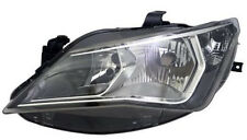 black clear Left side Drivers headlight for SEAT IBIZA 5 Typ 6J from 2012