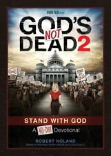 GOD'S NOT DEAD 2  Stand With God 40-Day Devotional by Robert Noland ***New***
