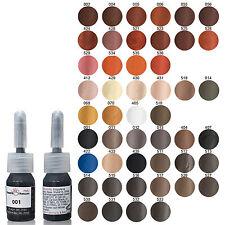 KS Permanent Makeup Farbe 10 Stück Einführungsangebot 3,5ml DeutscherHersteller