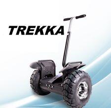 Trekka Offroad Scooter (Segway Style) -40km Range -4000w 72v 12Ah - $1 Shipping!