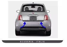 Fiat 595/500 Abarth Scuderia Italia Lower Hatch decals stickers