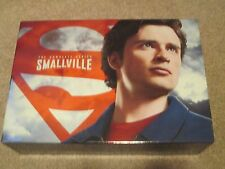 Smallville: The Complete Series (DVD, 2011, 62-Disc Set) VG Shape, COMPLETE!