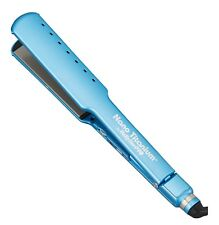 """Babyliss Pro Nano Titanium 1.5"""" Wet-Dry Hair Straightener Flat Iron BNIB"""