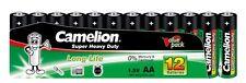 60 Camelion Batterien AA Mignon R6P R06 UM3 1,5V Super Heavy Duty Zink Kohle