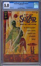 DOCTOR SOLAR, MAN OF THE ATOM #1 CGC 5.0 ORIGIN/1ST APP