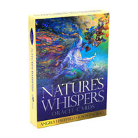 Nature's Whispers Oracle Cards Deck Online Guidebook Spirit Of Mother Earth 50
