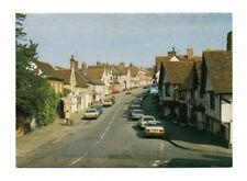 Suffolk - Lavenham High Street - Picture Postcard