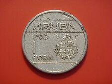 Aruba 1 Florin, 1990