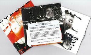 PIXIES 3 RARE PROMO CD'S [HEAD CARRIER / BAAL'S BACK / UM CHAGGA LAGGA]