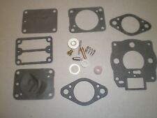 Briggs & Stratton Carburetor Rebuild Kit Opposed twin 4 hole pump Replace 693503
