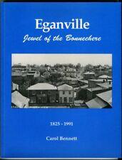 EGANVILLE JEWEL OF THE BONNECHERE 1825-1991 Carol Bennett ONTARIO History BOOK