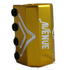 Avenue SCS Pro Scooter Clamp Gold