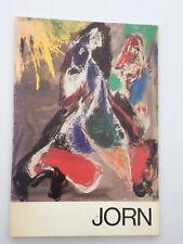 COBRA Asger Jorn Hommage Christian Dotremont Galerie Ariel 1978