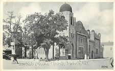 c1910 Postcard; Swedish Mission Church, Turlock CA Stanislaus County Unposted