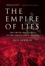 Empire of Lies: The Truth about China in the Twenty-First Century by Guy Sorman