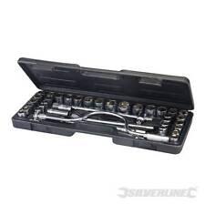 Coffret de 42 clés/douilles 1/2 pouce métriques et AF - ( EN STOCK )