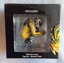 MINICHAMPS Valentino Rossi 1.12 Figure motogp yamaha 2006