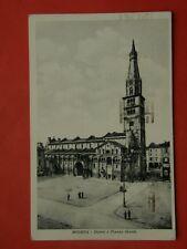 MODENA Duomo Piazza Grande vecchia cartolina