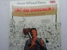 Günter Willumeit Extra - Hast du Öhrchen ?