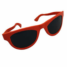 Sunglasses and Cases 49 Variations Adult Kids Wayfare Aviator Wrap Around Jumbo-orange