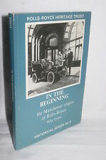 In the Beginning: The Manchester Origins of Rolls Royce, Mike Evans