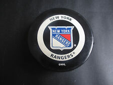 NEW YORK RANGERS 1996-99 OFFICIAL NHL GAME PUCK